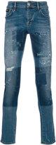Philipp Plein light washed jeans - men - Cotton/Polyester/Spandex/Elastane - 30