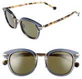 Christian Dior Women's Origins 2 48Mm Round Sunglasses - Blue