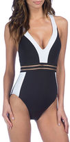 Kenneth Cole New York Stompin in My Stilettos One-Piece Swimsuit