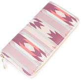 Riah Fashion Bohemian Print Wallet