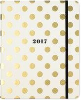 Kate Spade Gold Dot Large Concealed Spiral Agenda