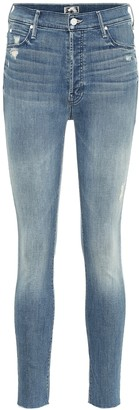 Mother Stunner high-rise skinny jeans