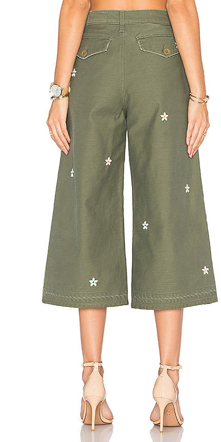 Siwy Loretta Military Wide Leg