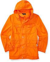 Ralph Lauren 8-20 Cotton Canvas Utility Jacket