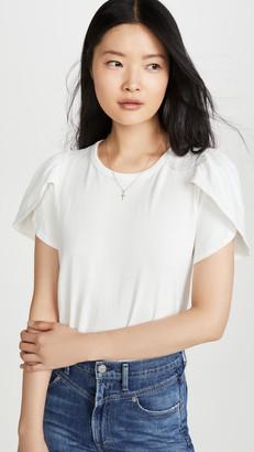 Citizens of Humanity Adele Tulip Sleeve T-Shirt