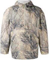 Yeezy printed zip up jacket - men - Cotton - L