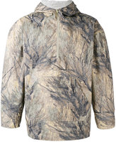 Yeezy printed zip up jacket - men - Cotton - S