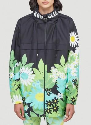 MONCLER GENIUS Moncler X Richard Quinn Flower Print Jacket