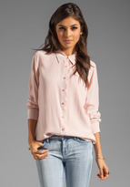 Equipment Brett Clean with Scallop Blouse
