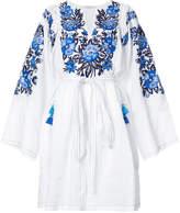 Vita Kin embroidered midi dress