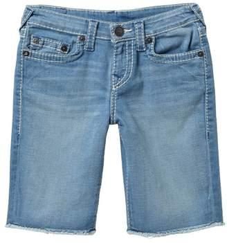 True Religion Geno Cut Off Shorts (Big Boys)