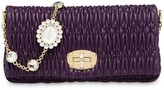 Miu Miu Cloquet shoulder bag