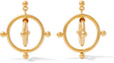 Marni Gold-tone Earrings