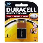 Duracell Coppertop 9V 1 pack