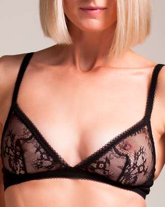 Woolrich Maison Close Inspiration Divine Triangle Bra