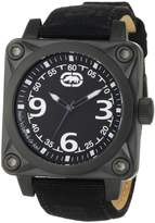Ecko Unlimited Men's UNLTD E12598G1 Leather Quartz Watch with Dial