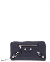 Balenciaga Giant Continental Zip Wallet