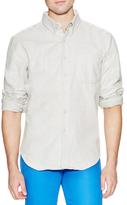Naked & Famous Denim Solid Chest Pocket Sportshirt