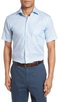 Peter Millar Men's Regular Fit Sirocco Print Sport Shirt