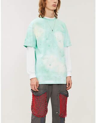 A-Cold-Wall* Daniel Arsham x cotton-jersey T-shirt