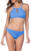 LaBlanca Women's La Blanca Island Goddess High Neck Bikini Top