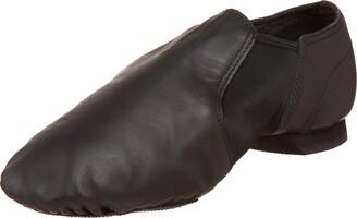 Sansha Charlotte Leather Slip-On Jazz Shoe