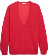 Brunello Cucinelli Knitted Sweater - Papaya