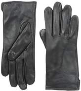Touchpoint Women's Side Vent Leather Glove with Technology