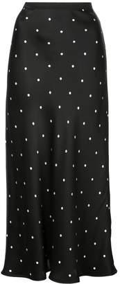 Anine Bing Polka Dot Skirt