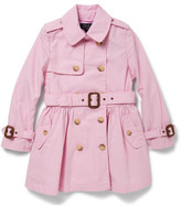 Polo Ralph Lauren Cotton Poplin Trench Coat (2-7 Years)
