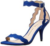 Chinese Laundry Women's Rubie Faux Suede Dress Sandal