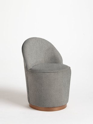 John Lewis & Partners + Swoon Olive Cocktail Chair
