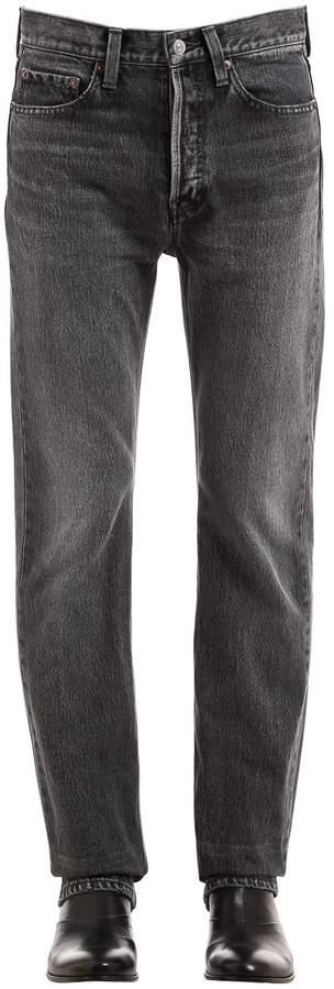 Balenciaga 21cm Cotton Denim Jeans