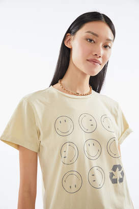 Desert Dreamer Recycled Smiley Tee