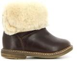 Pom D'Api Fur leather Retro Chabraque Boots