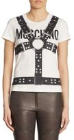 Moschino Cotton Harness Tee