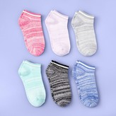 Girl' 6pk uper oft No how olid Marled ock - More Than MagicTM