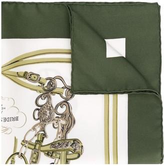 Hermes 1990s pre-owned Brides de Gala scarf