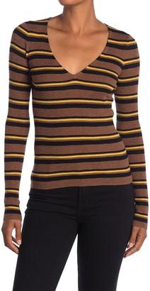 360 Cashmere Jordan V-Neck Sweater