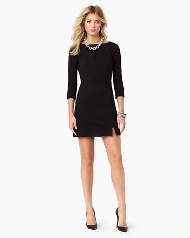 Juicy Couture Deco Lace Back Dress