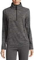 Made For Life Made for Life Long-Sleeve 1/4-Zip Fleece Jacket - Tall