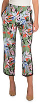 Guess Izzy Floral Joggers