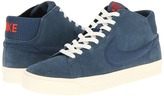 Nike SB - Blazer Mid LR (Squadron Blue/Squadron Blue) - Footwear