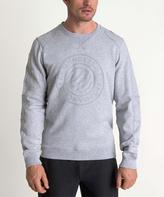 MPG Heather Ash Grey Crete Sweatshirt