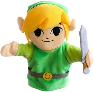 Nintendo Hashtag Collectibles The Legend of Zelda Link Puppet