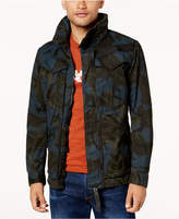 G Star Men's Camo Field Jacket