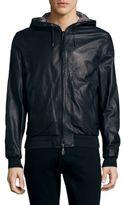 Brioni Tonal Plaid Cotton Jacket