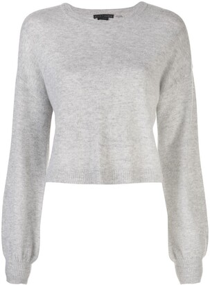 Alice + Olivia Ansley cropped jumper