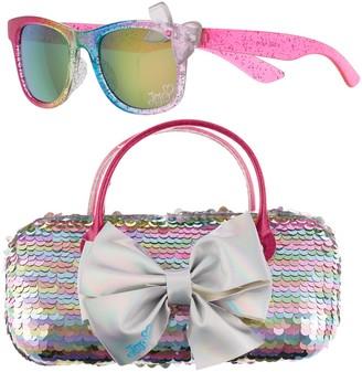 Jo-Jo Girls 4-16 JoJo Siwa Sunglasses with Case Set