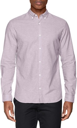 Jack and Jones Men's Jprsummer Shirt L/s Button Down STS Formal